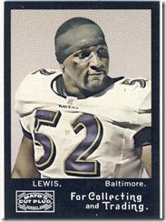 Mayo Linebacker Lewis