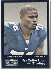 Mayo Defensive End Umenyiora