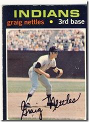 1971 324 Graig Nettles