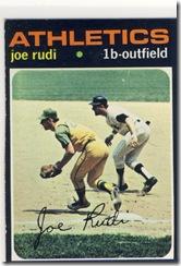 1971 407 Joe Rudi