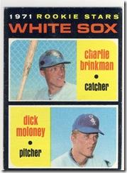 1971 13 Whitesox Rookies