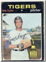 1971 101 Les Cain