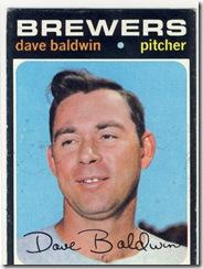 1971 48 Dave Baldwin
