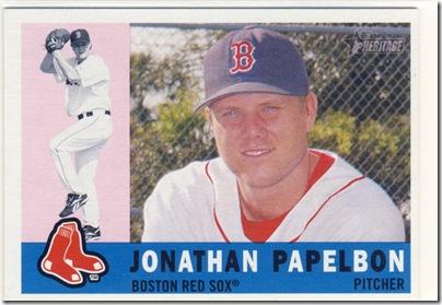 Heritage Jonathan Papelbon