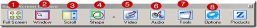 การใช้โปรแกรม screen capture จับภาพ powerpoint