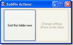 จัดไฟล์ให้เป็นระเบียบด้วย subdiv 4