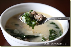 toscana soup with kale