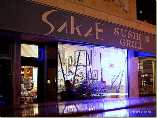Sakae Sushi in Burlingame