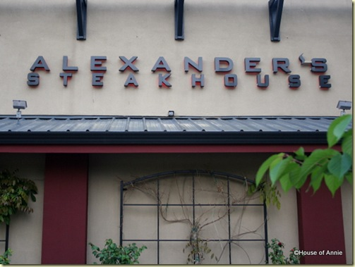Alexander's Steakhouse (Cupertino)