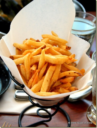 Pommes Frites from Bistro Moulin