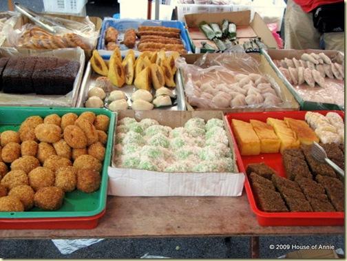 Kueh Kueh – Malaysian Sweets