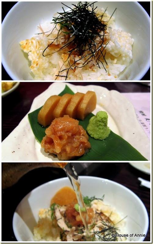 maimon restaurant chazuke