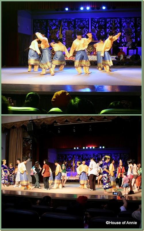 Sarawak Cultural Village performances 2