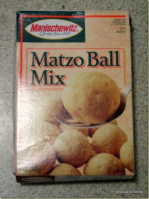 Manischewitz Matso Ball Mix