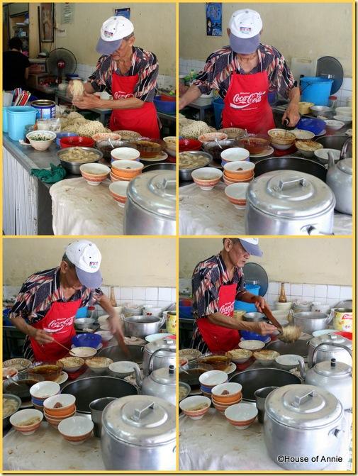 Liang Yew Cafe Sibu Kampua Mee