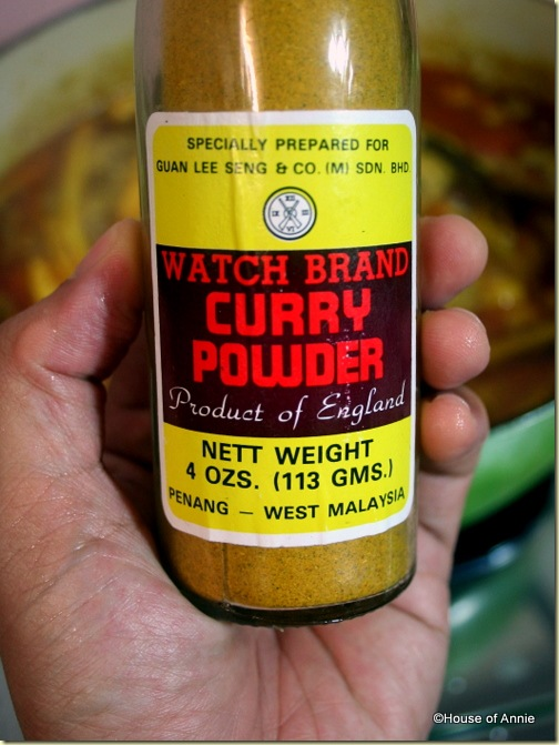 watch brand curry powder