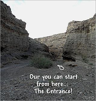 Gargoyle Canyon Entrance 49