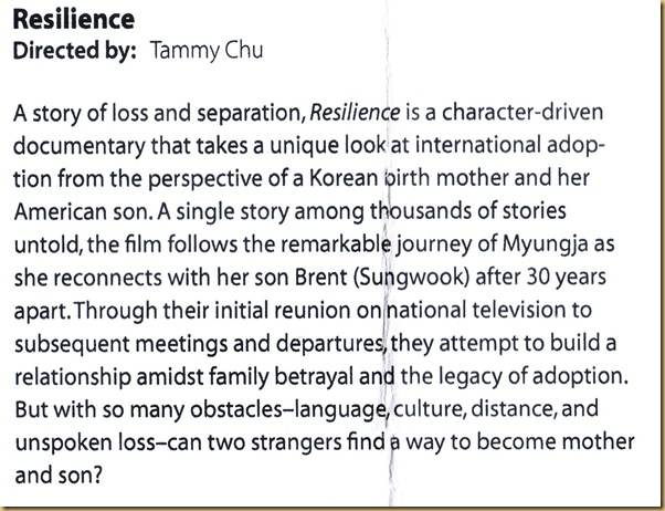 Resilience_Synopsis_IKAA Film Festival_CU