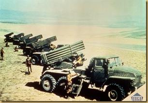 Soviet122mmBM-21multiplerocketlaunc