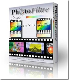 PhotoFiltre Studio X 10.1