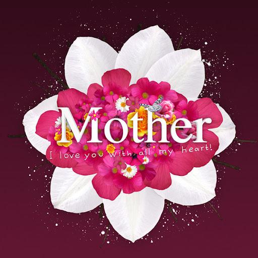 Tarjeta del Dia de la Madre