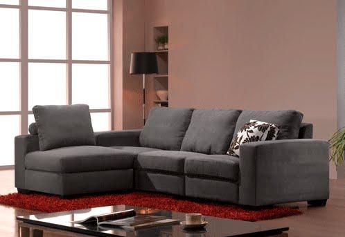 Le canap d 39 angle ou salon d 39 angle mobilier canape deco - Tissu pour canape pas cher ...