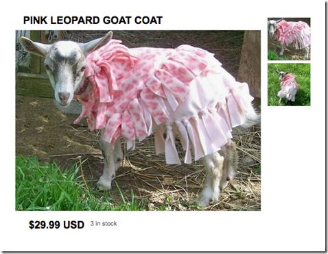 goatcoat