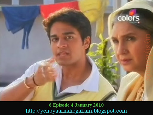 Gaurav Khanna Yeh Pyaar na hoga kam Colors TV episode pictures