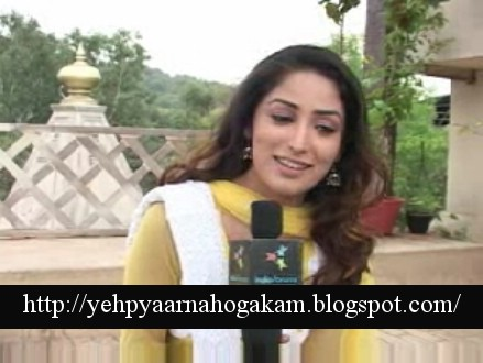Yami Gautam As Leher Yeh Pyaar Na Hoga Kam Images