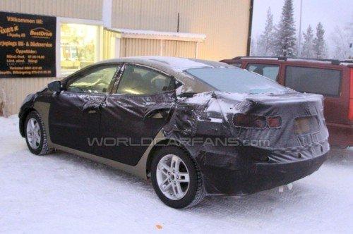 Sedan Hyundai Elantra