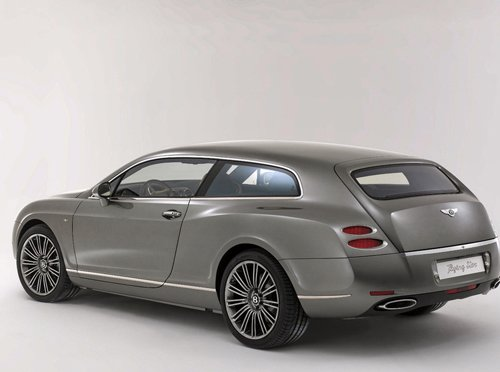 Bentley GTC Universal