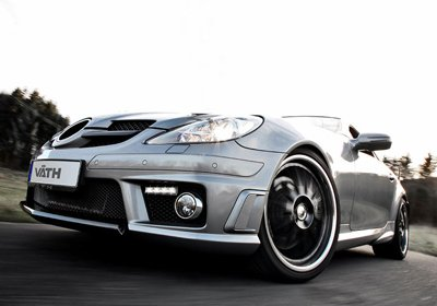 Mercedes-Benz SLK55 by VATH