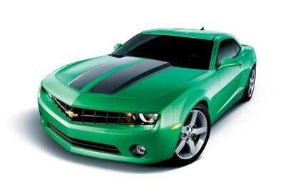 Chevrolet Camaro 2011 becomes more powerful