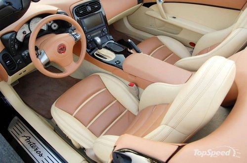 Salon Chevrolet