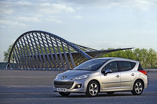 Updated Peugeot