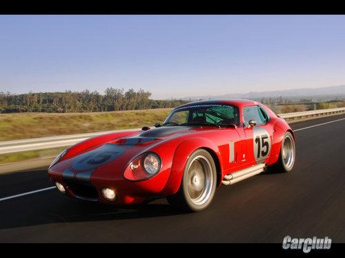 Coupe Shelby Daytona