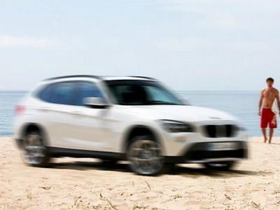 Prototype BMW X1