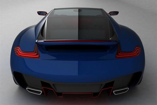 Concept Porsche