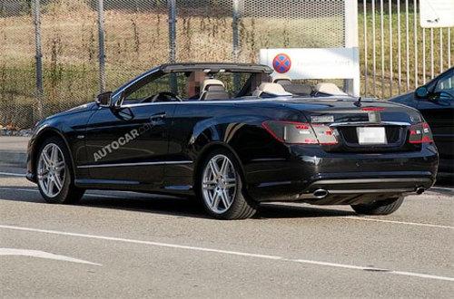 Cabriolet E-Class