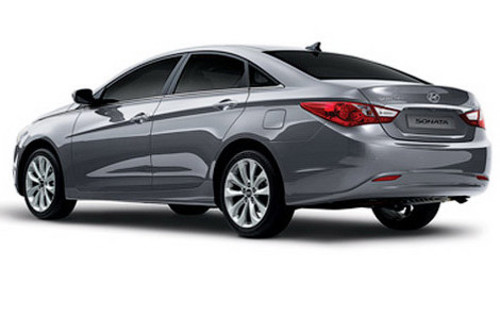 Hyundai has officially presented new Sonata