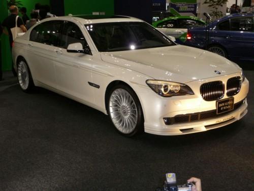 Sedan BMW