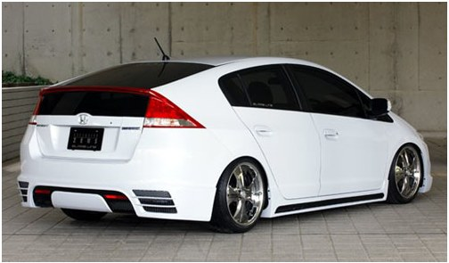 Hybrid Honda