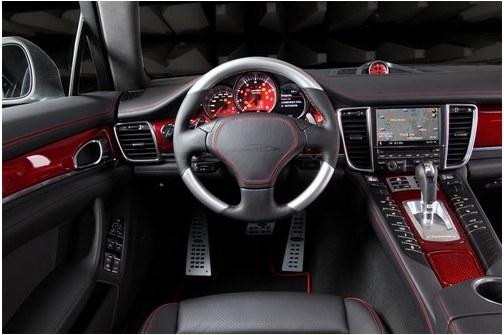 Porsche Panamera PS9