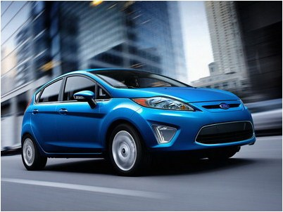 American version of Ford Fiesta will receive EcoBoost