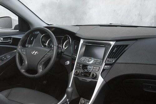 Interior Hyundai Sonata