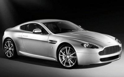 Aston Martin has updated V8 Vantage
