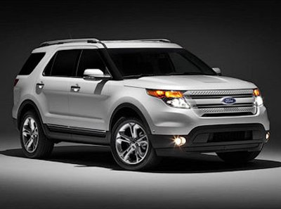 Ford officially presented new Explorer