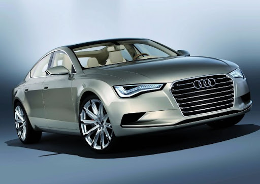 Official Release of Audi A7 Sportback