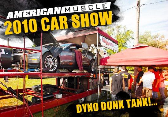 Dyno Dunk Tank