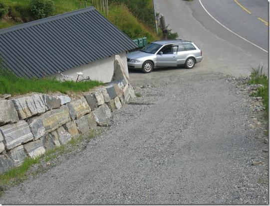 Mur, Helge Ressem. Sommaren 2006 037